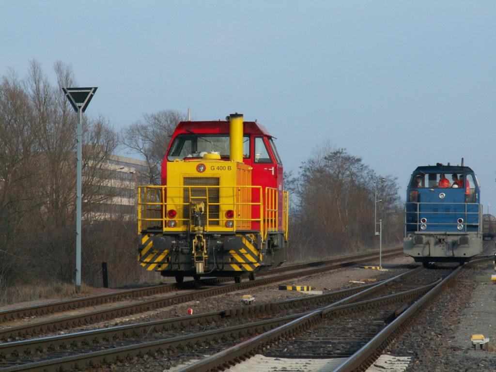 Anschlussbahn