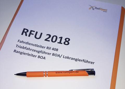 RFU Railxpert